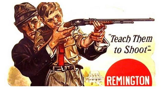 REMINGTON ARMS – HISTORIA E DRAMA ATUAL - InfoArmas 3