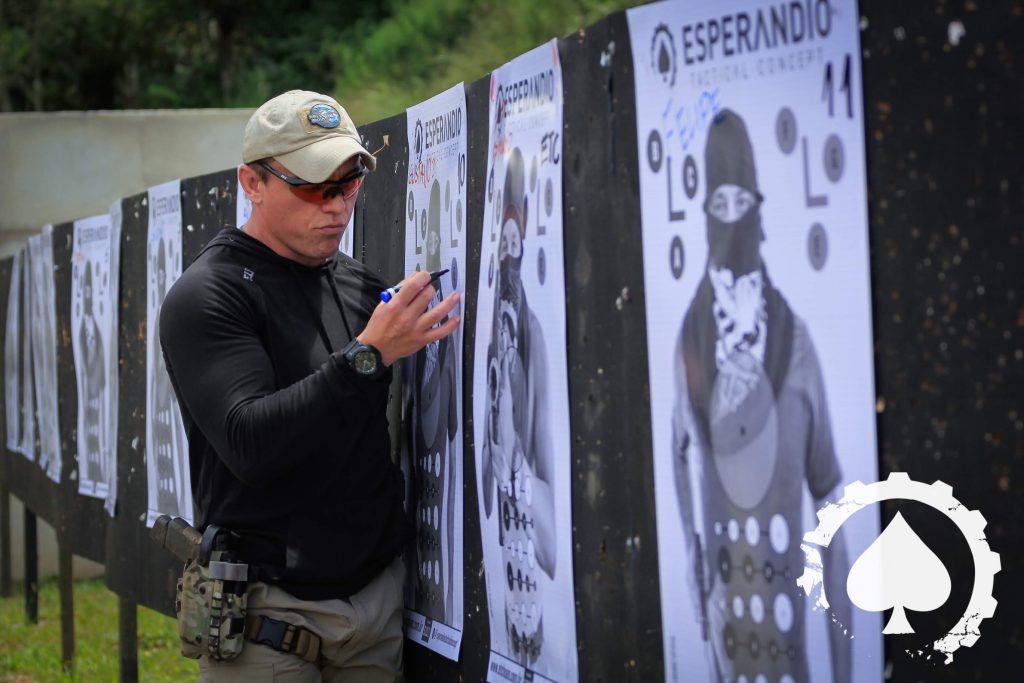 A SELEÇÃO DE ALVOS E O TREINAMENTO COM ARMAS DE FOGO 2