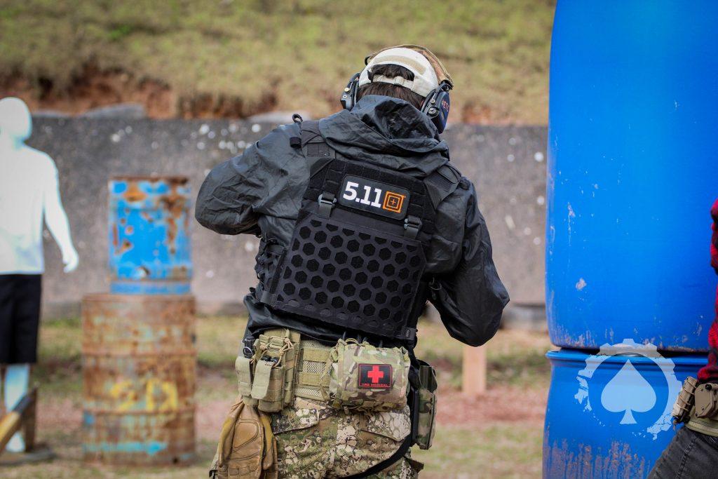 A SELEÇÃO DE ALVOS E O TREINAMENTO COM ARMAS DE FOGO 5